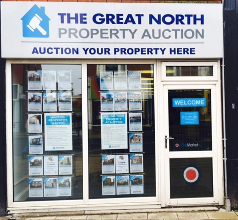 Properties Going To Auction In Co Durham
